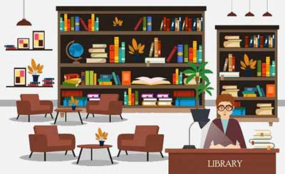 library_english-book