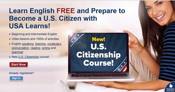 آموزش آنلاین رایگان انگلیسی